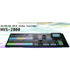 For-A - HVS-2000 3G/HD/SD 2M/E Vision Mixer