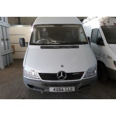 KS54 LLC - SNG OB Van Mercedes 308 Sprinter